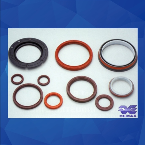 Oil seals/O-rings, MIT produced by Demax