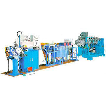 Bead apexing machine & flipping machine