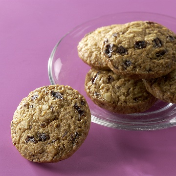 Oat-raisin Cookies/dessert/cookies/ Baking