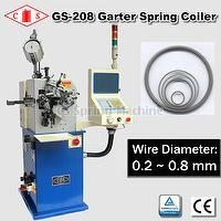 GS-208 CNC Oil Seal Spring Machine
