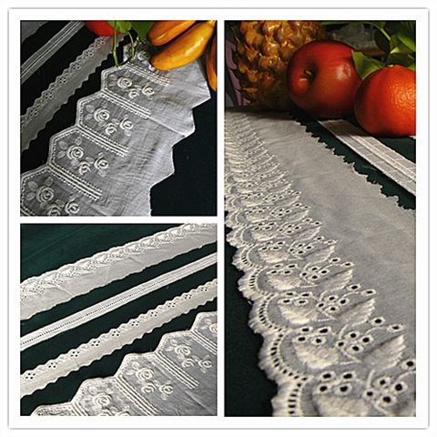 Cotton lace,apparel accessories lace,
