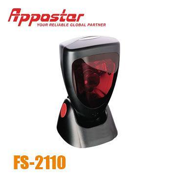 Appostar Scanner FS2110 Side View