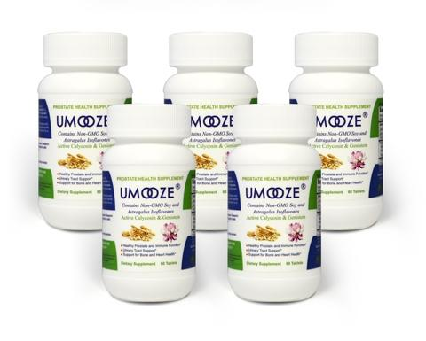 UMOOZE Set A, Concerned About BPH, Reduce Urination Frequency