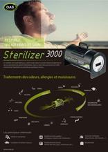 Eliminate allergens filter