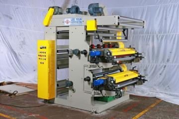 Flexographic Printing Machine LS-2 Rapid type