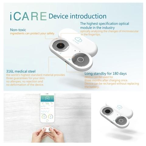 iCare 8 in 1 Measurement Device