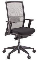SS11-01204 office mesh chair, mesh chair, Mesh with Fabric chair, modern mesh chair with fabric, office chair, chair