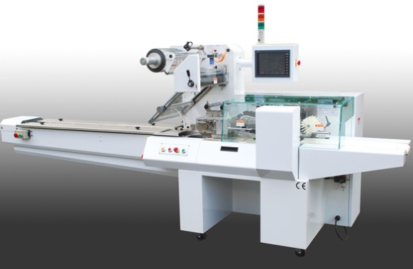 Horizontal Packing Electric Wrapping & Packing Machine