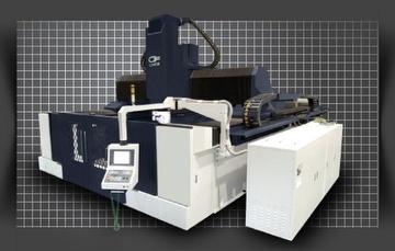 Gantry type 5-axis machining center
