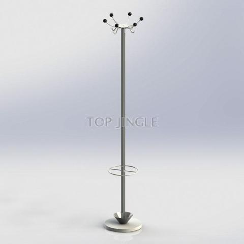 Hangers Valet Stand & Umbrella Holder