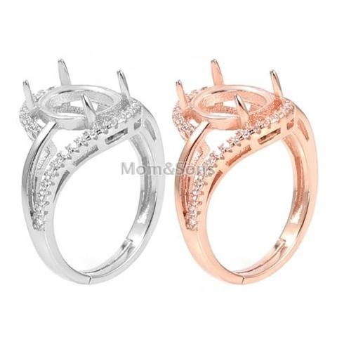 925 Silver Ring Stand P1829