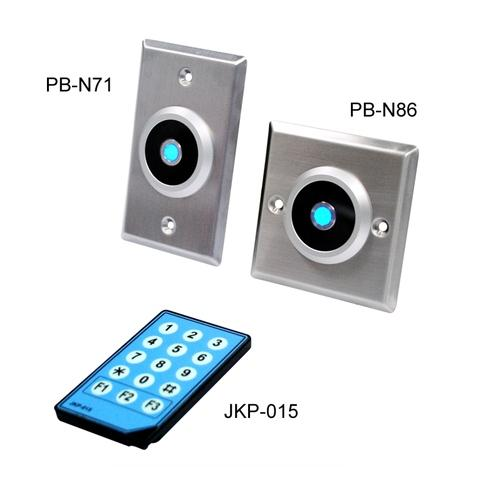 Infrared Push Button