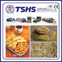 Professional Fried Pellet snacks Equipment Line with CE approved