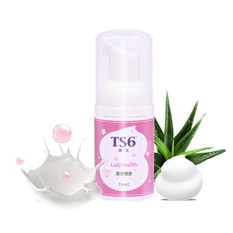 TS6 Cleansing Mousse 30ML