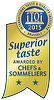 iTQi 2015 Superior Taste Award with 2 Golden stars