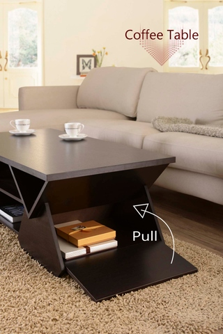 Classic with personality coffee table A0004305