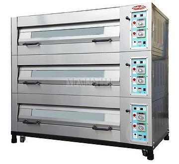 Fully Automatic Gas deck oven,Electric deck oven