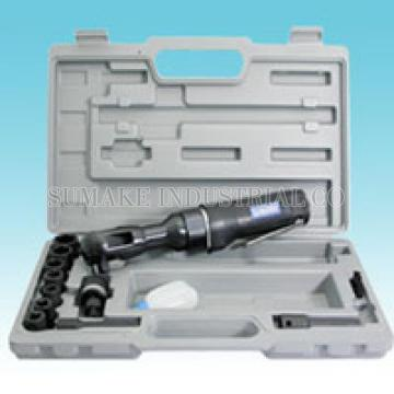 17Pcs Air Ratchet Wrench Kit, Air Tools