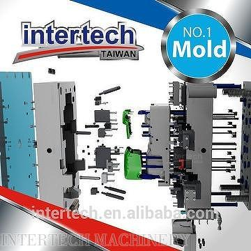 Flip top closure mould services