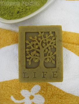 soap-nut tree handmade soap-Matcha