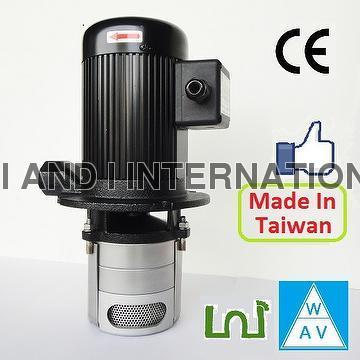Takım Tezgahı CNC Çok Kademeli Soğutma Sıvısı Pompası 2 aşamalı 1 pervane 145mm TC-1145-4T-2-1