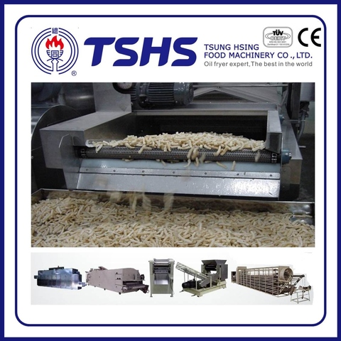 Automatic Industrial Snack pellet Making Line with CE