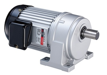 LH Horizontal Aluminum Alloy Induction Gear Motors