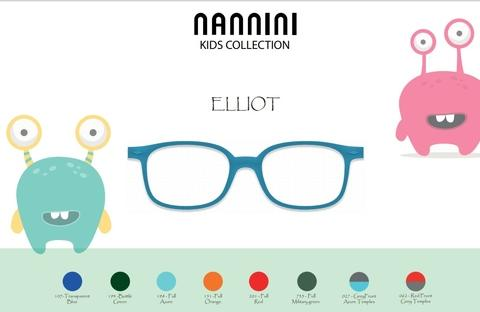 """""""Elliot"""" Temples Selection-Glasses Anti Blue Ray"""