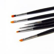 Nail Art Gel Brushes Painting Brushes