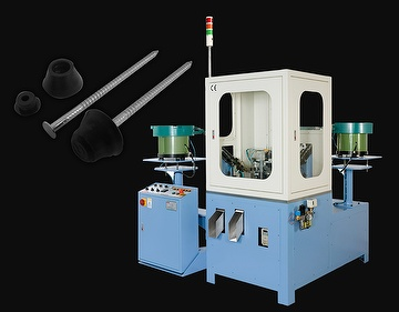 roofing nail assembly machine - UTA machine