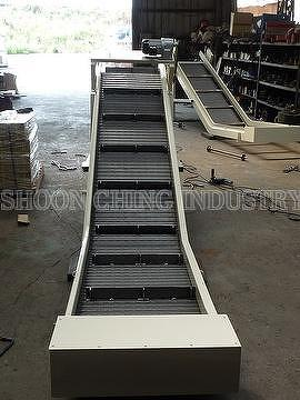 Metal Chip Conveyor