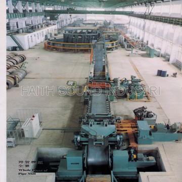 ERW pipe ( tube) line