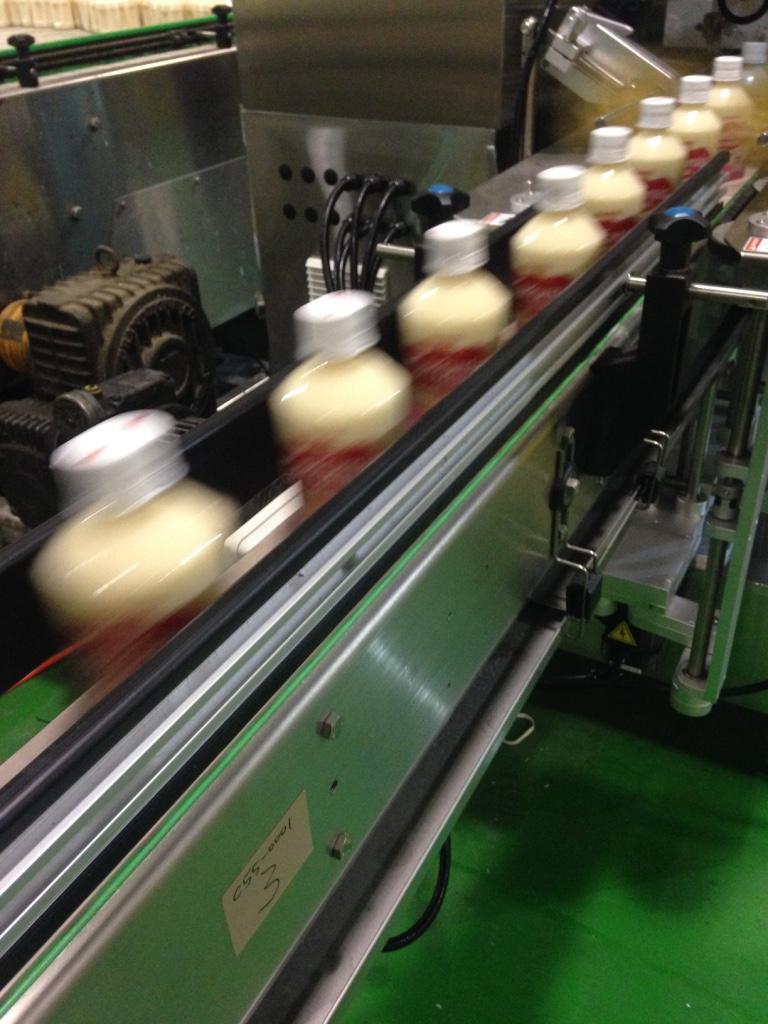 Beverage Production Line