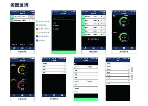 Bluetooth Truck/Bus battery detector HBTPA02