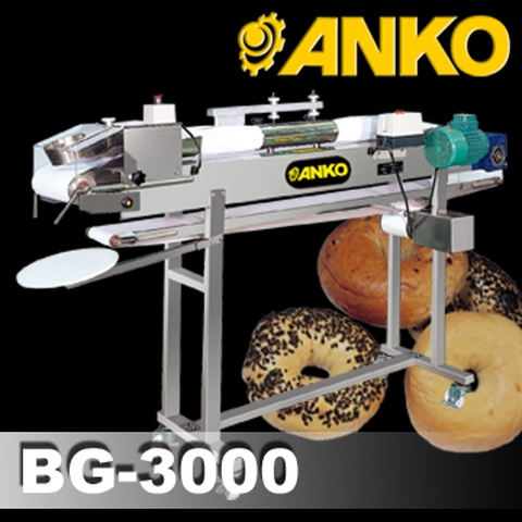Semi-Automatic Bagel And Production Line