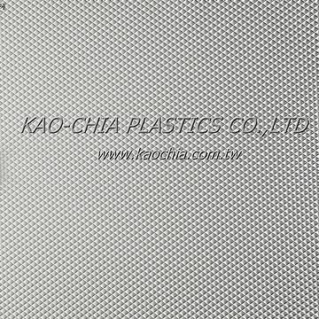 Taiwan GPPS diffuser sheet for LED light panel - Small Rhombus | KAO