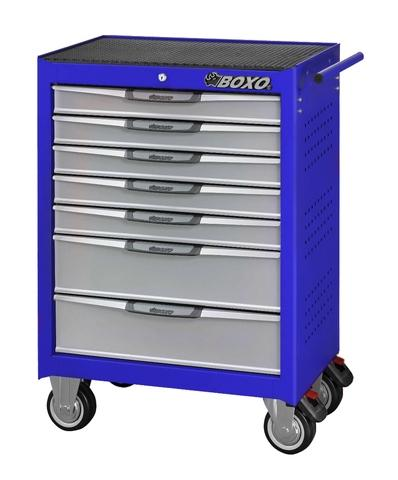 Garage shop Wholesale Tool Cabinet Steel Storage Box Trolley