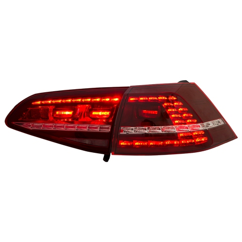 VW GLF 7 2013-2014 Rear Lamp &Rear Back Lamp