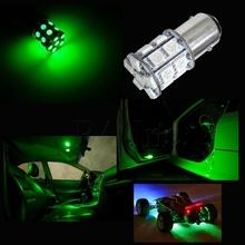 20SMD 1156 Green Auto Signal Turn Light Lamp Bulb