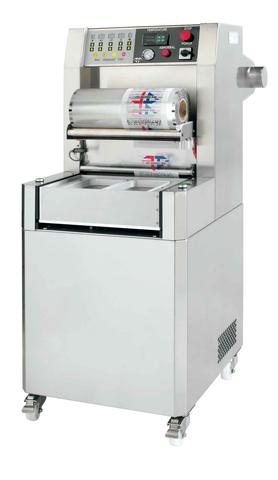 f3e1e319952 Taiwan Semi Automatic Tray Sealer with Vacuum and Gas Flushing ...