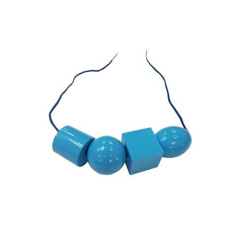 Big size Light color beads (6 color 48 pcs 3.6cm)