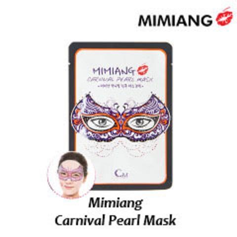 Mimiang Carnival Pearl Mask