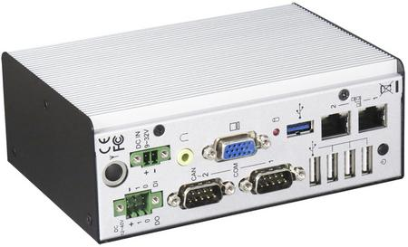 Intel Braswell N3160 Small System(DIN-Rail) IPC(FX5327).