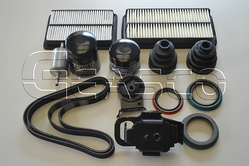 FILTERS and RUBBER PARTS