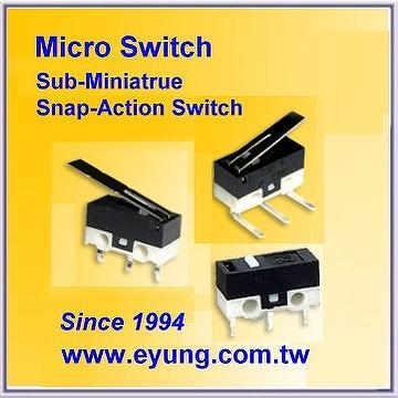 Taiwan Micro Switch E Yung Enterprise Co Ltd