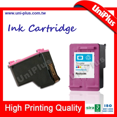 Compatible ink cartridge for printer HP 63 F6U64AN F6U63AN cartridge