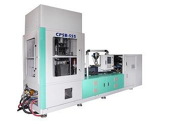 CPSB-SS5/SS10 PET One stage injection stretch blow molding machine