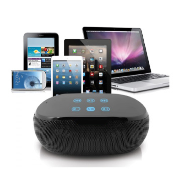 NFC speaker compatible devices