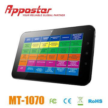 Appostar Mobile Terminal MT1070 Front View
