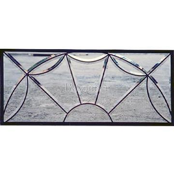 above door French door entrance entry door leaded glass beveled decorative door transom sidelight wooden door stained glass panel ...  sc 1 st  Taiwantrade & Taiwan above door French door entrance entry door leaded ... pezcame.com